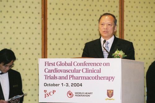 20041001Conference on Cardiovascular Clinical Trials and Pharmacotherapy (CCTaP) - October 2004